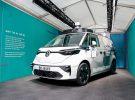 Volkswagen ID.BUZZ, un prototipo con conducción autónoma