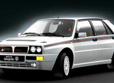Lancia Delta Integrale Front
