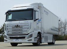 Hyundai Camion Hidrogeno