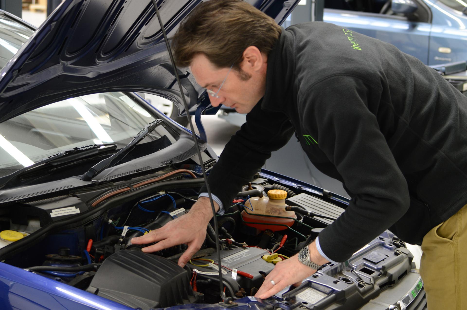 Taller Mecánicos Motor