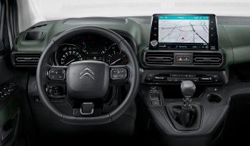 Citroën Berlingo lleno