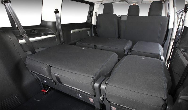 Citroën SpaceTourer lleno