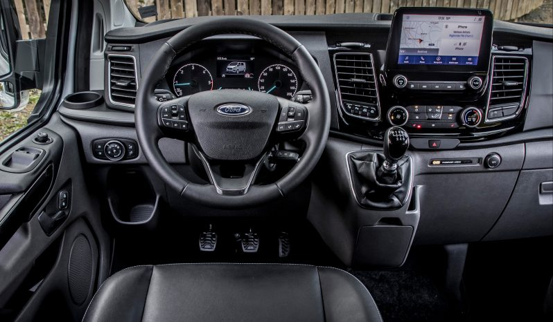 Ford Transit Custom lleno