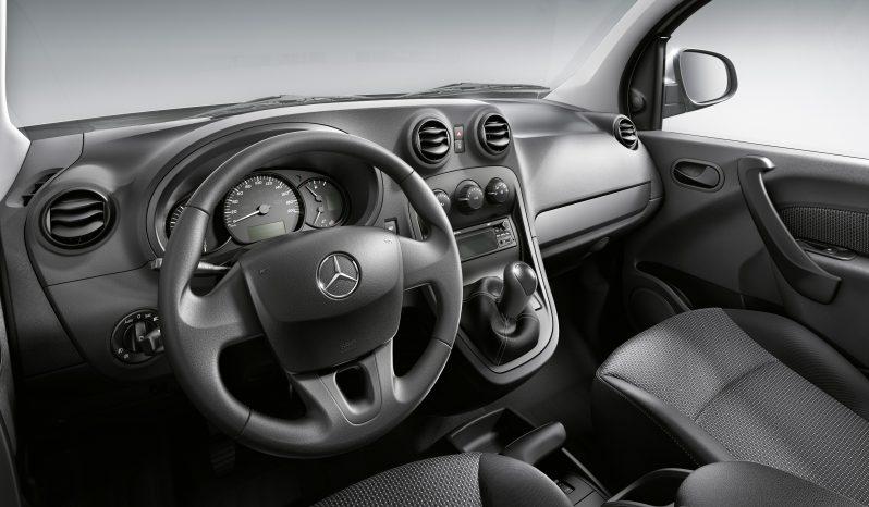 Mercedes Citan lleno