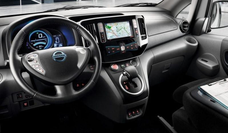 Nissan e-NV200 lleno