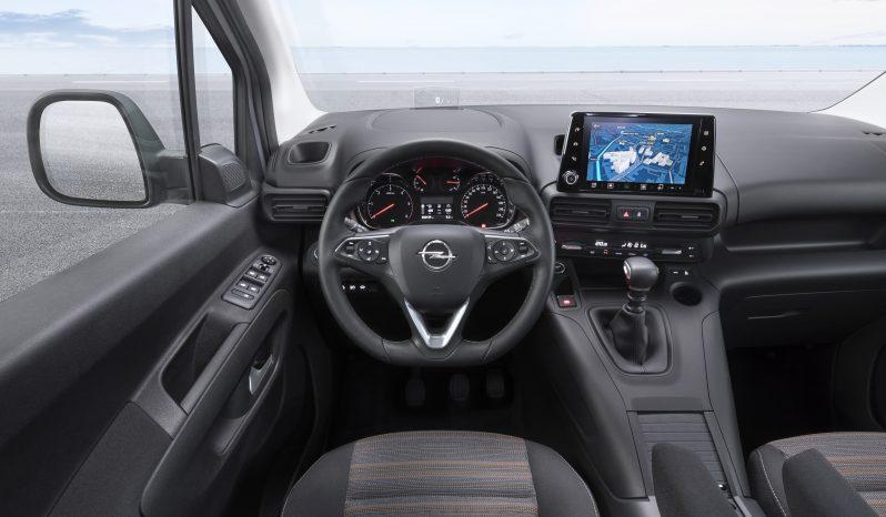 Opel Combo lleno
