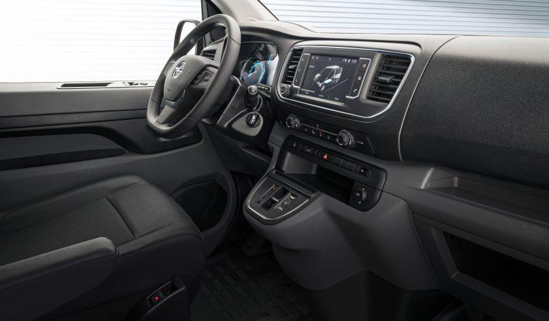 Opel Vivaro lleno
