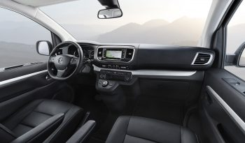 Opel Zafira Life lleno