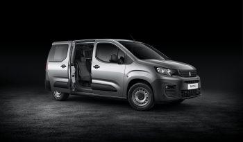 Peugeot Partner lleno