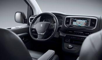 Peugeot Traveller lleno