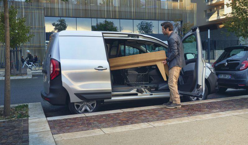 Renault Kangoo lleno