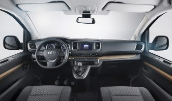 Toyota Proace lleno