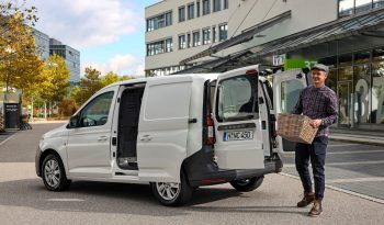 Volkswagen Caddy lleno