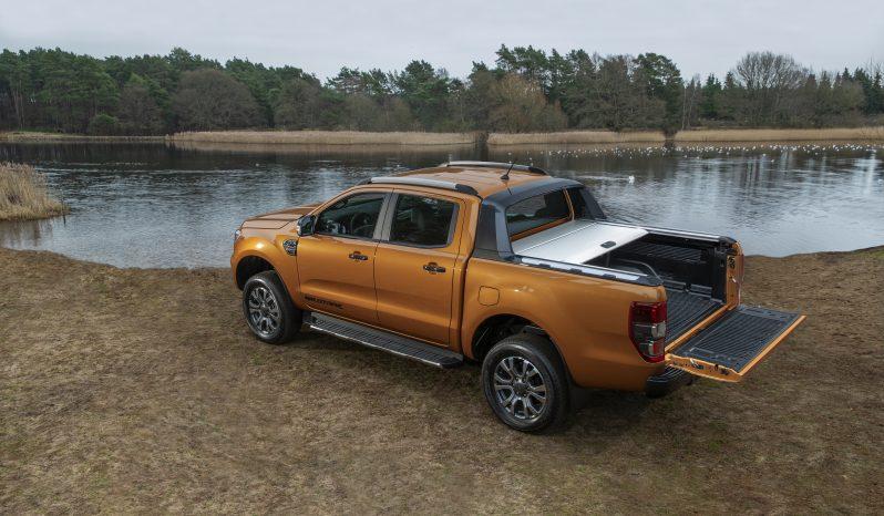 Ford Ranger lleno