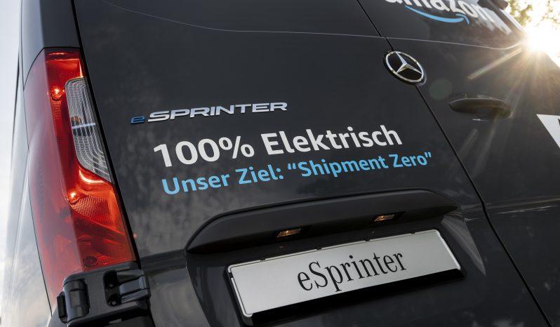 Mercedes Sprinter lleno