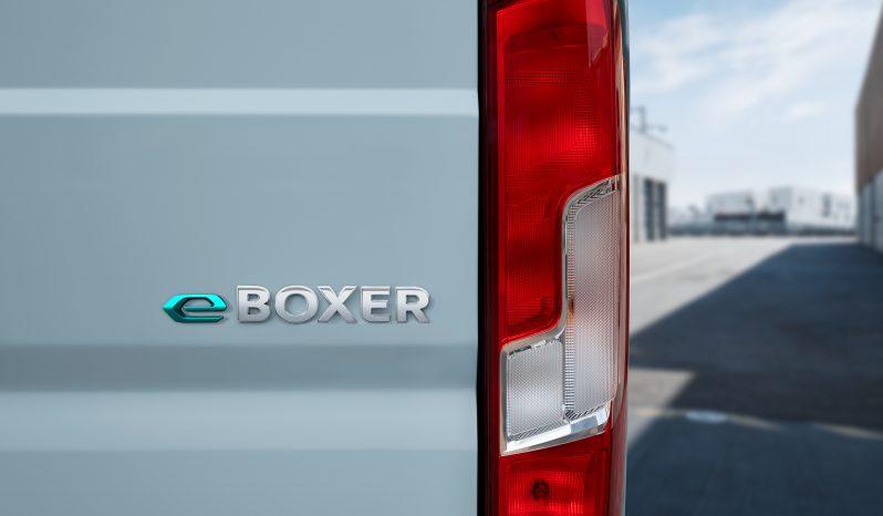 Peugeot Boxer lleno