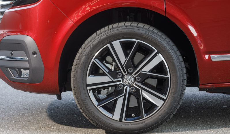 Volkswagen Multivan lleno