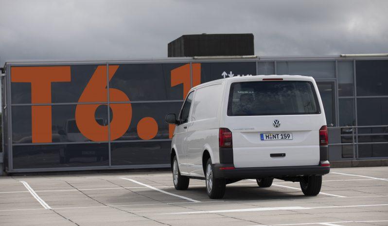Volkswagen Transporter lleno