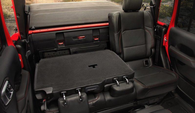 Jeep Gladiator lleno