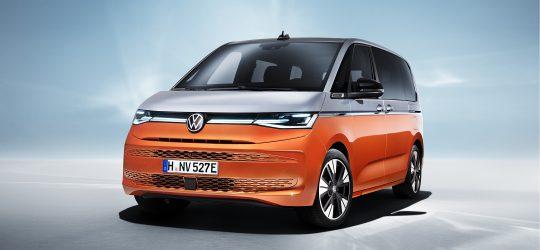 Todos los precios del nuevo Volkswagen Multivan