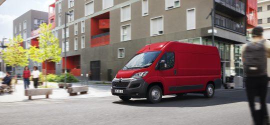 El Citroën ë-Jumper completa la gama de vehículos comerciales eléctricos de Citroën