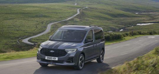 """Nuevo Ford Tourneo Connect: la """"multifurgo"""" para el ocio y el negocio"""