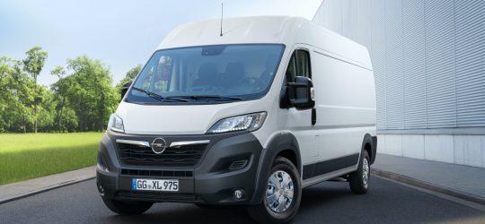El nuevo Opel Movano ya está disponible, con precios desde 23.600 euros