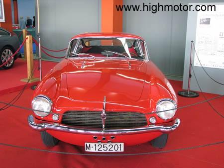 Vapor E Gasolina Pegaso Z103 Carroceria Panorámica Frontal