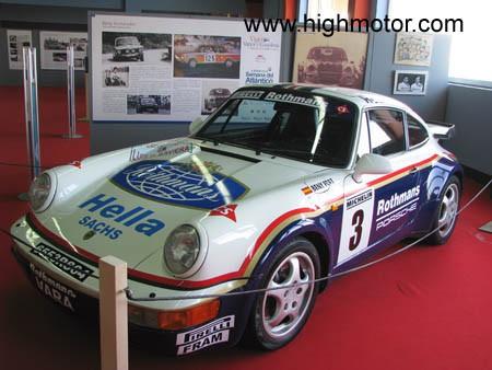 Vapor E Gasolina Porsche 911 Beny Fernandez