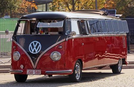 Volkswagen Microbus Limusina 2
