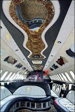 Boeing 727 Limusina Interior 1