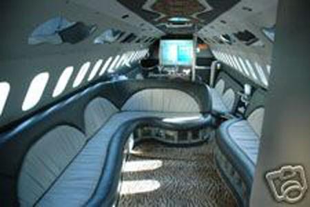 Boeing 727 Limusina Interior 2