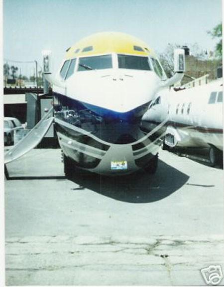Boeing 727 Limusina Morro