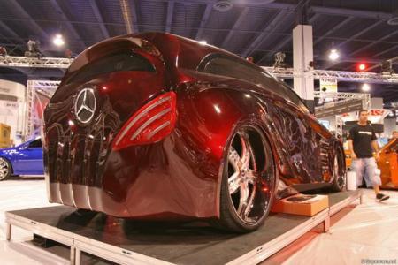 Mercedes Clase R (4)