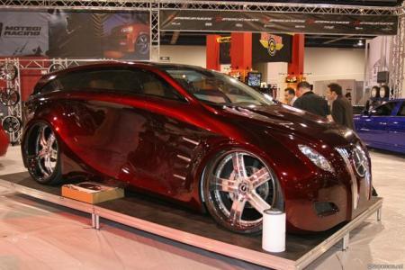 Mercedes Clase R (5)