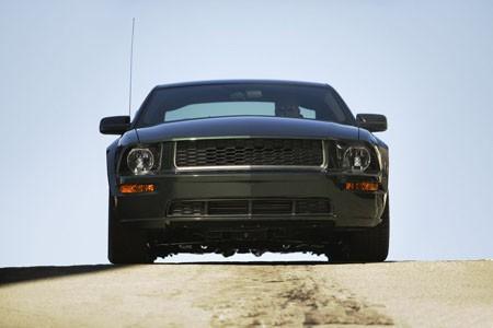 Ford Mustang Bullit Morro