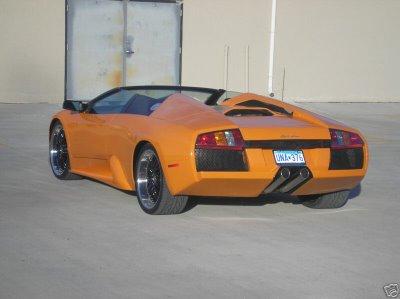 Lamborghini Murciélago réplica (8)