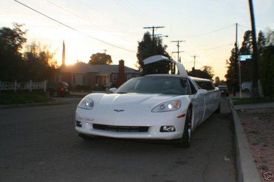 Chevrolet Corvette limusina (10)