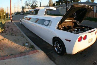 Chevrolet Corvette limusina (3)