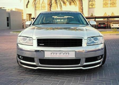 Audi A8 Chrome Edition (2)