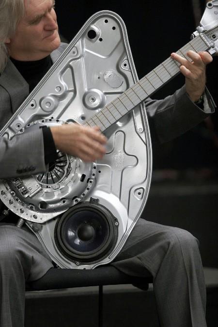 Focus Guitarra
