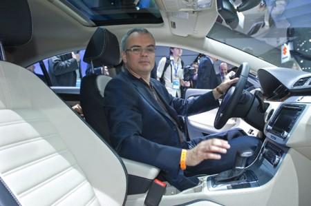 VW Passat CC Interior