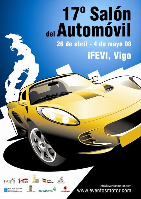 Salon Automovil Vigo 2008
