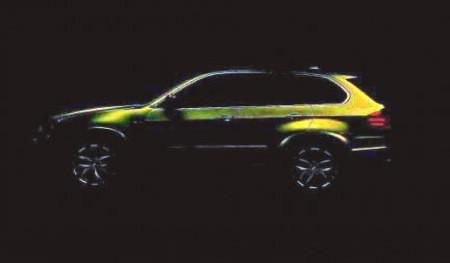 BMW X1 Teaser Claro