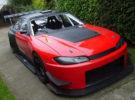 Muy buena sintonización casera, Nissan 200SX