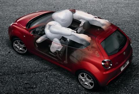 Alfa MiTo 1.4 TB 120 CV Airbags