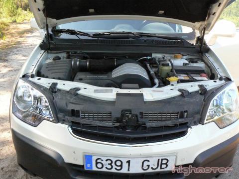 Motor_Opel_Antara