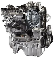 Fiat Punto Evo motor