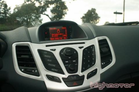 Ford Fiesta 1.6i Sport 120 CV