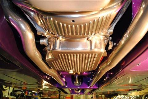Cadillac Coupé de ville de 1955 para el SEMA